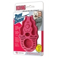 Kong Zoom Groom for Dogs - Raspberry
